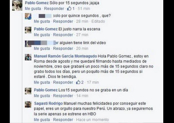 Mira cómo Ramón García dio una gran lección de humildad