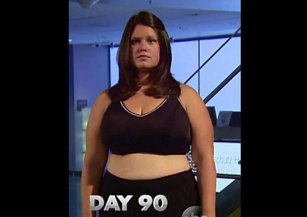 perder peso con el poder 90