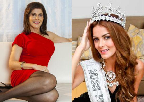 Laura Spoya envía mensaje a Olga Zumarán