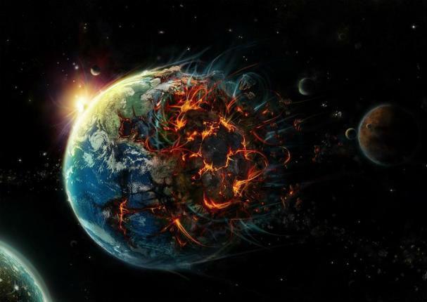 ¿El planeta se acabará el  28 de setiembre ?