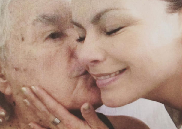 ¡Lamentable noticia! Padre de Olga Tañón falleció