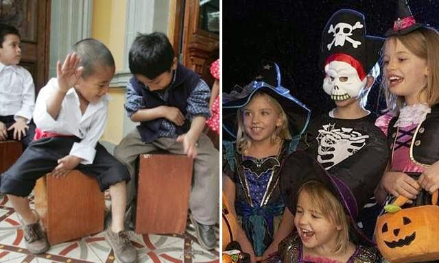 Google revela qué prefieren celebrar los peruanos el 31 de octubre