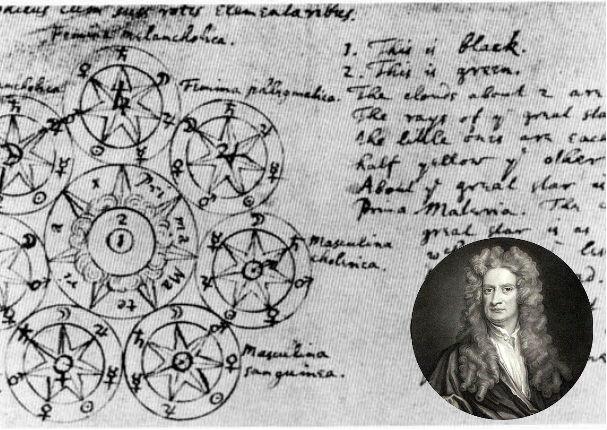 Isaac Newton habría predicho el fin del mundo y esta es la fecha