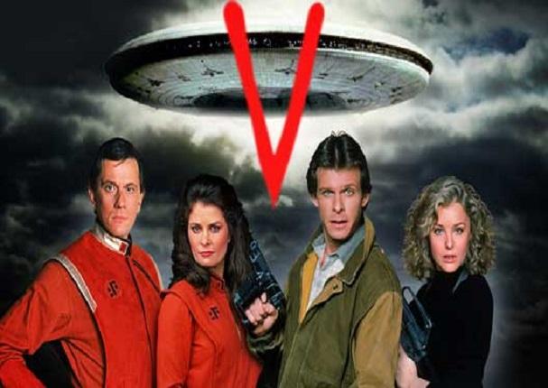 Cinco datos que no conocías de V: Invasión Extraterrestre