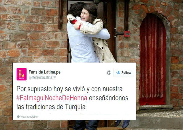 Twitter: Seguidores peruanos de Fatmagül hacen controversial pedido en redes (FOTOS)