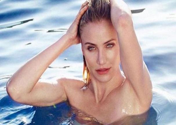 Cameron Díaz Publican Fotos De Su Desnudo 16 Años Después