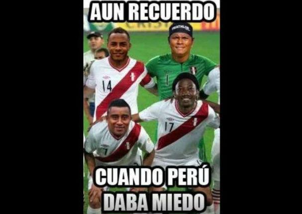 Perú vs. Brasil: Los memes que calientan el encuentro (FOTOS)
