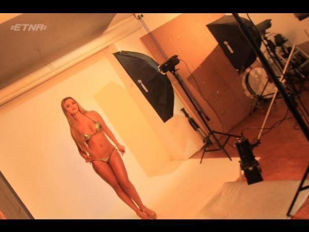 Brunella Horna se deja ver en sexy bikini (FOTOS)