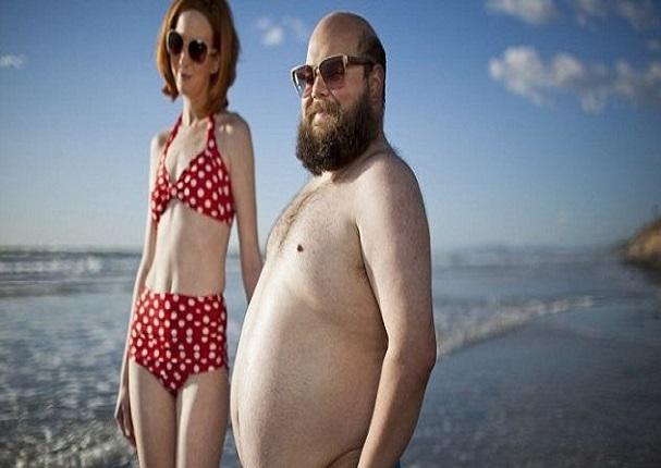 Día del Hombre: Los 'barrigoncitos' serían los mejores amantes