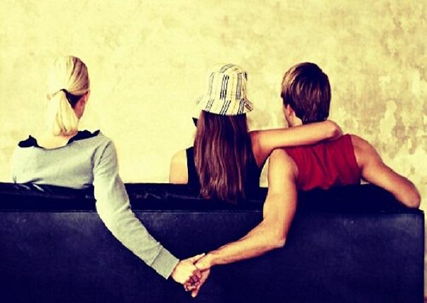 ¿Es posible amar a dos personas a la vez?