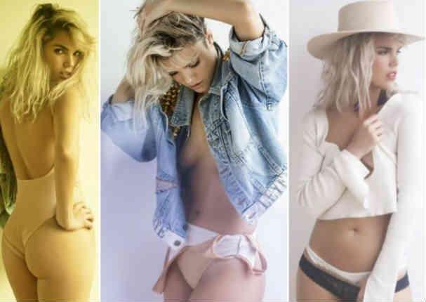 Exintegrante de Al Fondo Hay Sitio posó desnuda para revista (FOTOS)