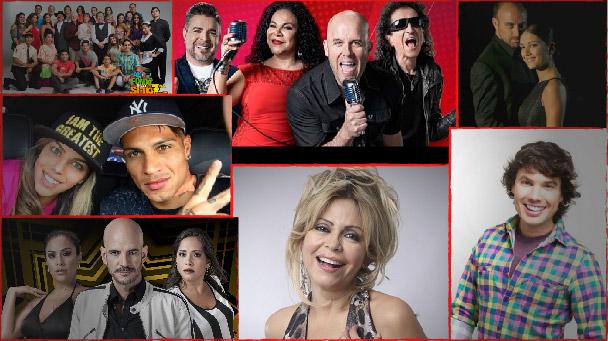 Gisela Valcárcel y Bruno Pinasco entre lo mejor de la tv para nuestros lectores