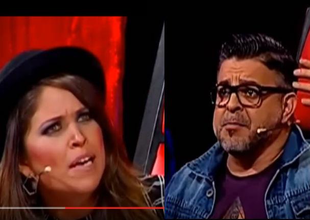 La Voz Kids: Anna Carina acusa a Luis Enrique de faltarle el respeto - VIDEO