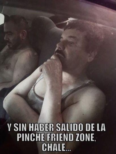 Mira los memes de los mensajes de amor de 'El Chapo' a Kate del Castillo