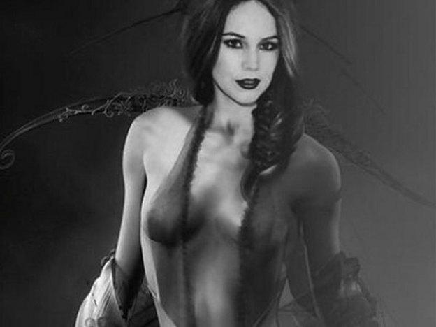 Sobrina de Thalía mostró su lado más sexy