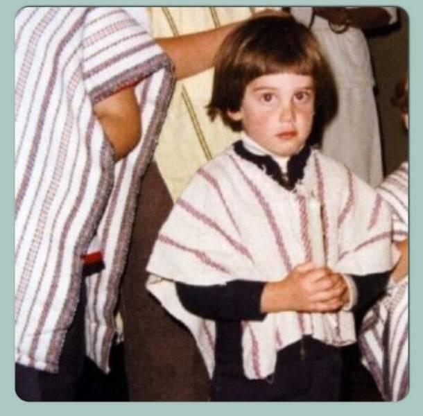 Mira cómo era de niño Gabriel Soto - FOTOS