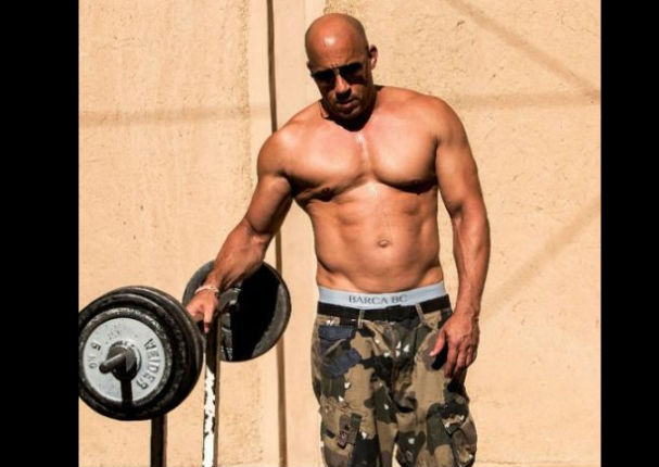 Vin Diesel revoluciona Instagram con esta foto