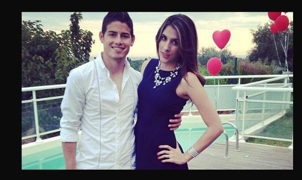 ¿Esposa de James Rodríguez es un hombre operado?