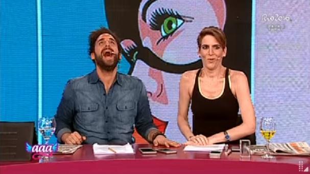Amor Amor Amor: Rodrigo González comparó a conductor con actor porno