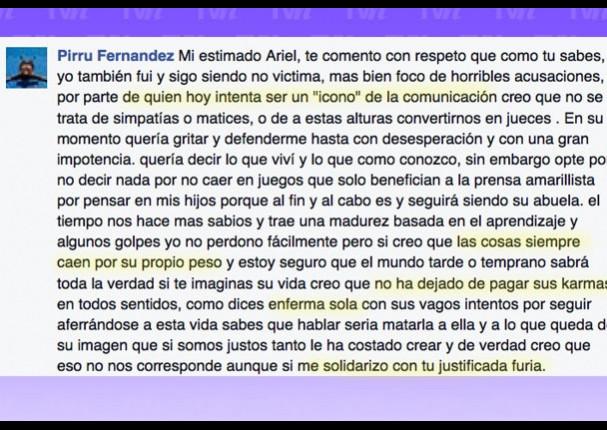 ¡Terrible! Revelan que Ariel López Padilla golpeaba a Mariana Levy (VIDEO)