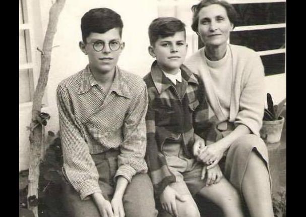 Facebook: Pedro Pablo Kuczynski comparte foto inédita de su niñez