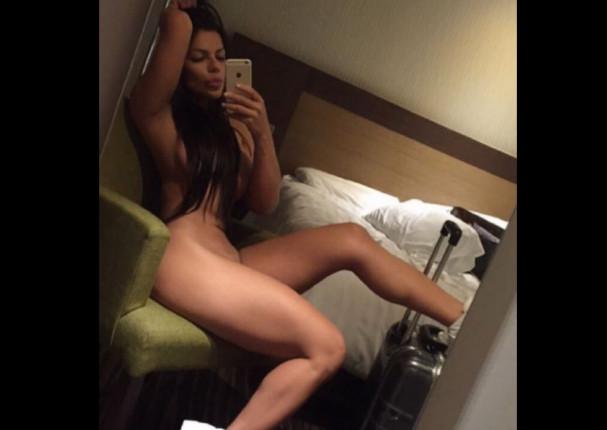 Miss BumBum paga su apuesta y se desnuda para Gerard Piqué (FOTOS)