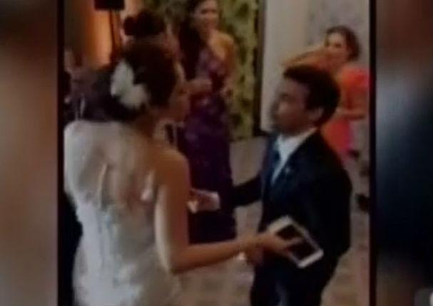 Karen Schwarz: Mira las fotos inéditas de su boda con Ezio Oliva