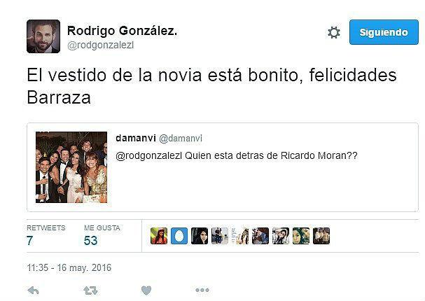Karen Schwarz y Ezio Oliva: Peluchín se burló de su boda de la peor forma en Twitter (FOTO)