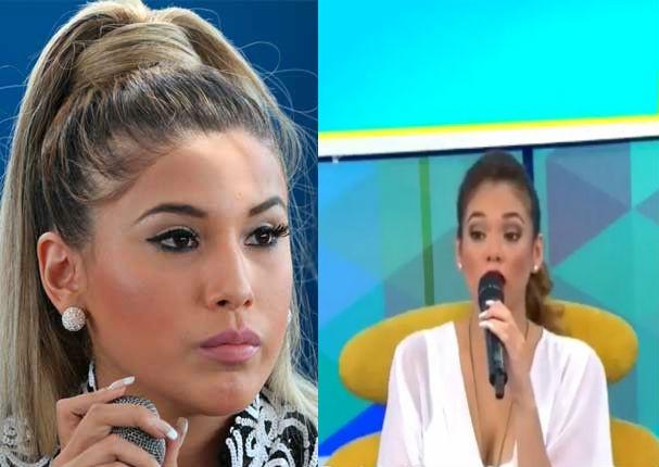 Espectáculos: Yahaira Plasencia colgó el teléfono en plena entrevista en vivo (VIDEO)