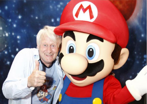 ¡Mario Bros está en en Perú! La voz oficial del 'Fontanero' llegó a nuestro país