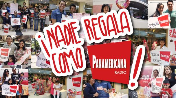 Radio Panamericana: Nadie te regala como la N° 1