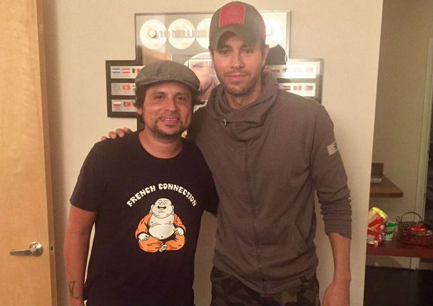 YouTube: Mira el nuevo hit que Servando Primera compuso a Enrique Iglesias (VIDEO)