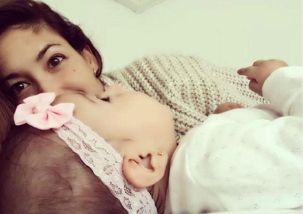 Tilsa Lozano conmueve Instagram con tierno video de su hija Valentina