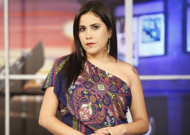 Conductora de TV es nueva víctima de la delincuencia
