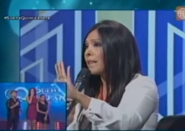 Tula Rodríguez hace cruel comentario a adolescente en Sueña Quinceañera
