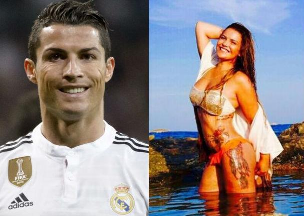 Cristiano Ronaldo Conoce A Su Sexy Hermana Que Enloquece Instagram