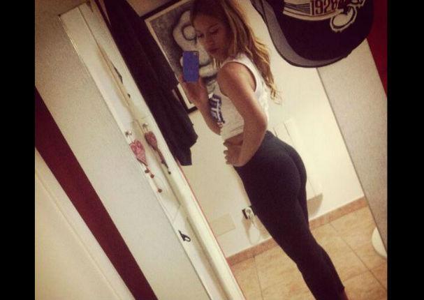 Cristian Benavente: Así luce su guapa y sexy hermana Soni Benavente (FOTOS Y VIDEO)