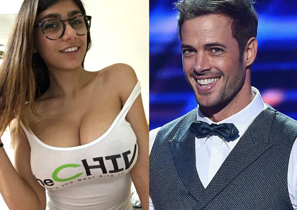 Mia Khalia asedia a William Levy en Twitter (FOTO)