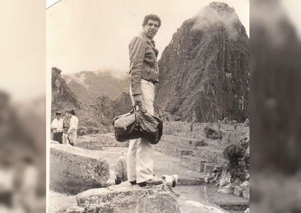 Profesor Jirafales: Recuerda el día en que visitó Machu Picchu (FOTOS)