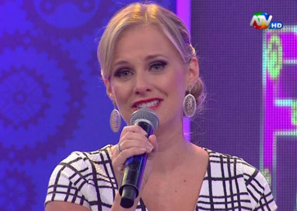 Rossana Fernández Maldonado se quiebra en vivo por esta razón (VIDEO)