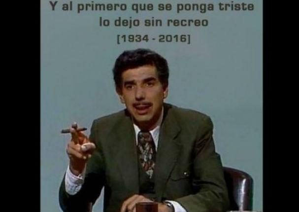 Rubén Aguirre: Mira los nostálgicos memes tras la muerte del Profesor Jirafales