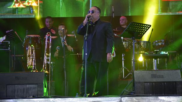¡Radio Panamericana estuvo en Una Noche de Salsa 7! -FOTOS