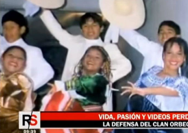 Dorita Orbegoso: Sale a la luz video inédito de su pasado