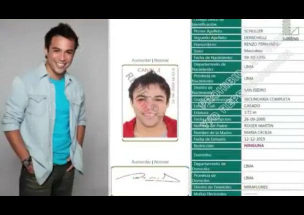 Gian Piero Díaz y Renzo Schuller: ¿Te imaginas cuántos años tienen?