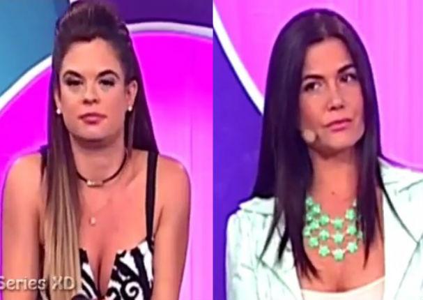 Daniela Cilloniz y Natalia Otero se pelean en vivo por esta razón