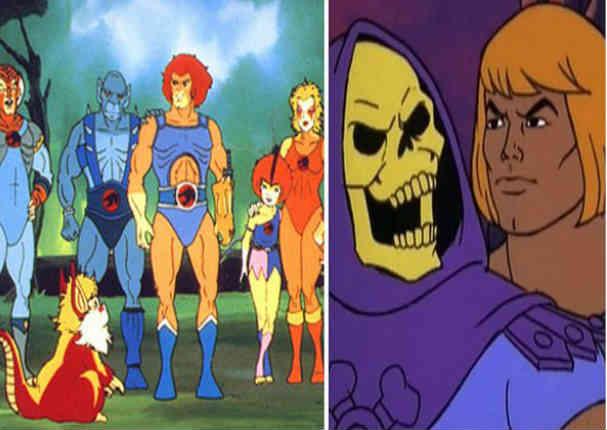 ¡He-Man y los Thundercats anuncian serie juntos!