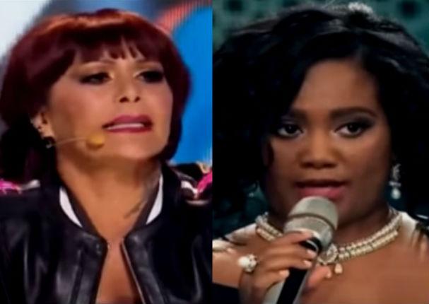 Alejandra Guzmán no soporta comentario de concursante y explota en vivo