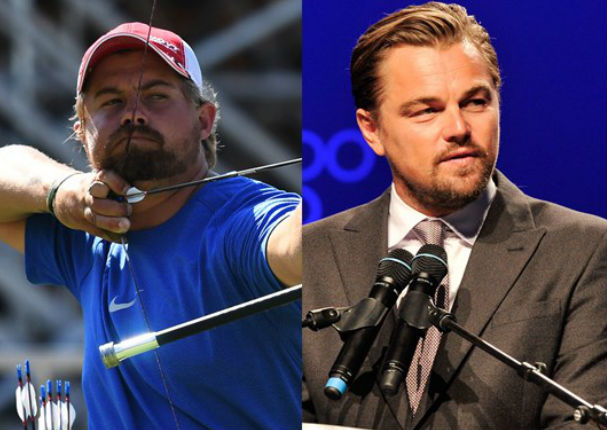 Río 2016: Comparan al arquero Brady Ellison con el actor Leonardo DiCaprio