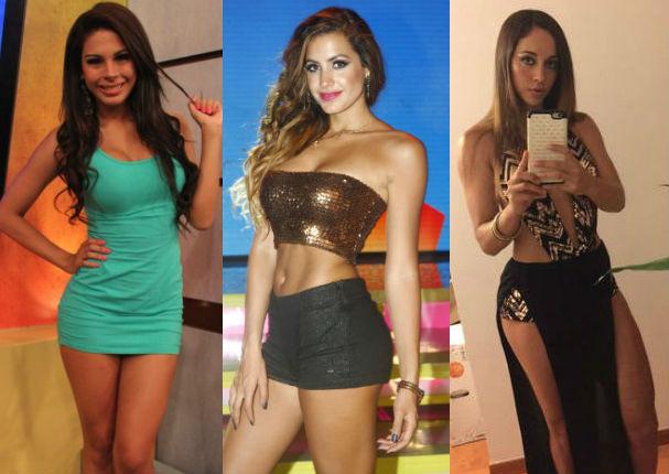 ¿Stephanie Valenzuela, Milett Figueroa y Olinda Castañesa en mafia de chicas reality?