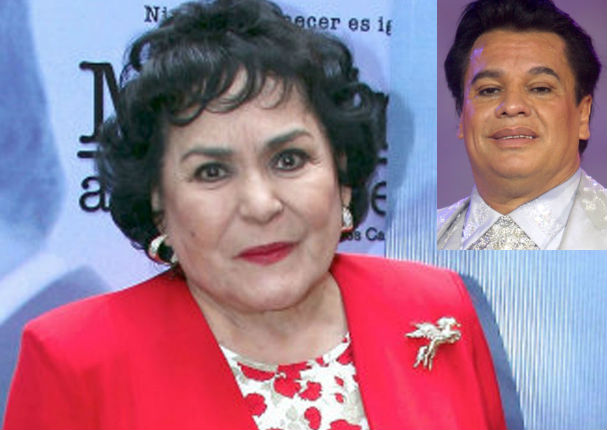Carmen Salinas reveló el gran secreto mejor guardado de Juan Gabriel